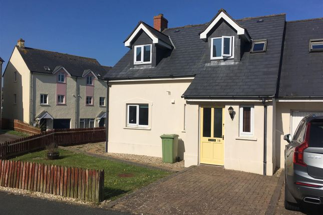 Thumbnail Land to rent in Puffin Way, Broad Haven, Haverfordwest