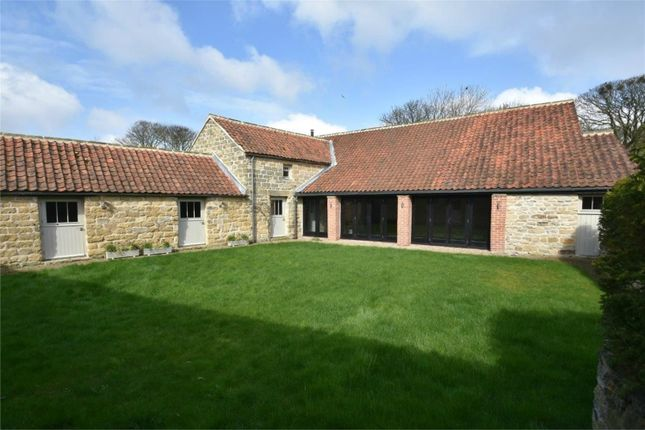 Thumbnail Detached house to rent in Box Tree Barn, Lockton, Pickering