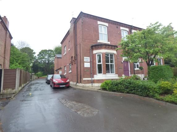 Thumbnail Flat for sale in Godley Court, Mottram Road, Hyde, Greater Manchester