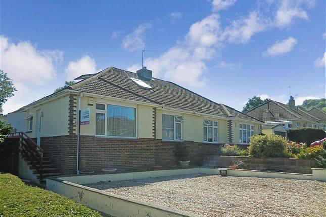 3 bed semi-detached bungalow for sale in Downside Avenue, Findon Valley, Worthing, West Sussex