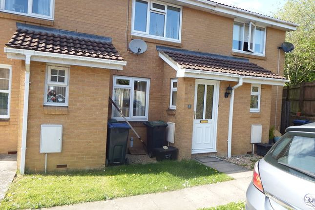 Thumbnail Terraced house to rent in Honeysuckle Close, Chippenham