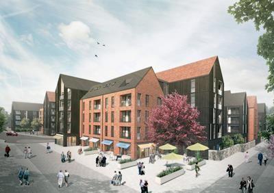 Thumbnail Retail premises to let in Arden Quarter, Unit 2B, Alcester Road, Stratford-Upon-Avon