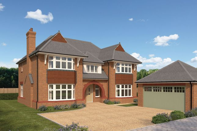 "Thumbnail Detached house for sale in ""Blenheim"" at Avon Industrial Estate, Butlers Leap, Rugby"