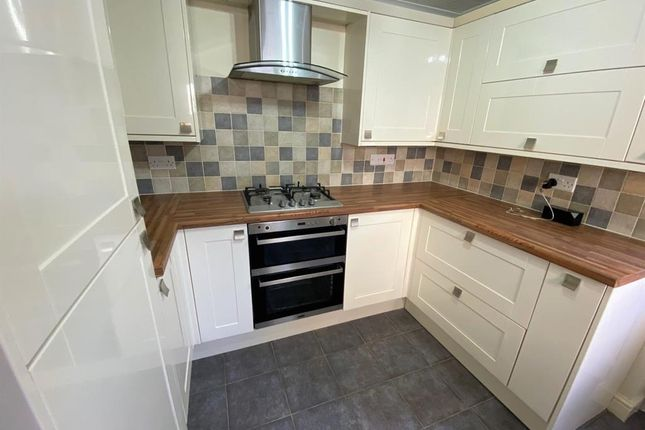 Thumbnail Flat to rent in Hall Park View, Workington