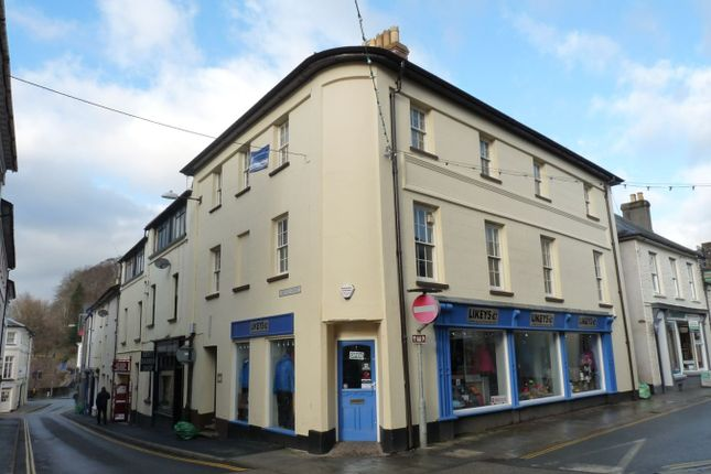 Thumbnail Retail premises to let in The Struet, Brecon