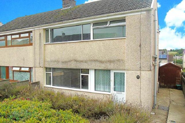 Thumbnail Property to rent in Moorland Crescent, Beddau, Pontypridd