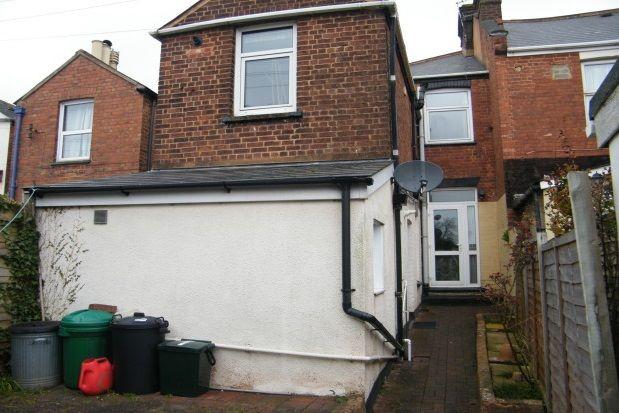 Thumbnail Flat to rent in Pinhoe Road, Exeter