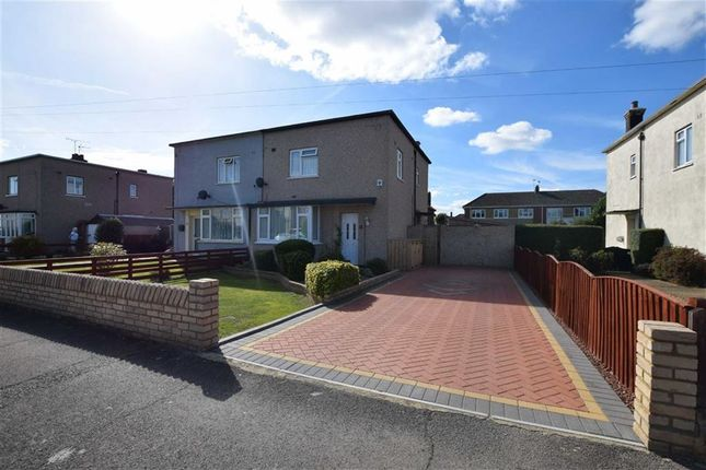 Thumbnail Semi-detached house for sale in Thomas Bata Avenue, East Tilbury, Essex
