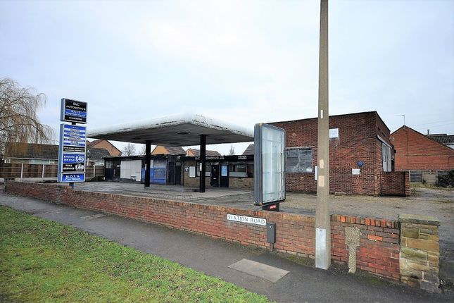 Thumbnail Land for sale in Station Road, Dunscroft, Doncaster