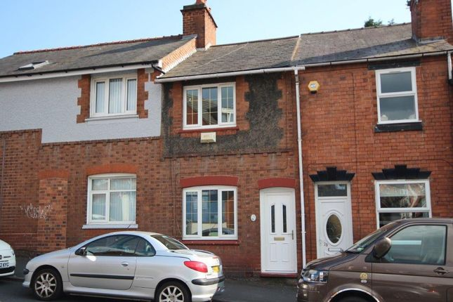 Thumbnail Terraced house to rent in Offmore Road, Kidderminster