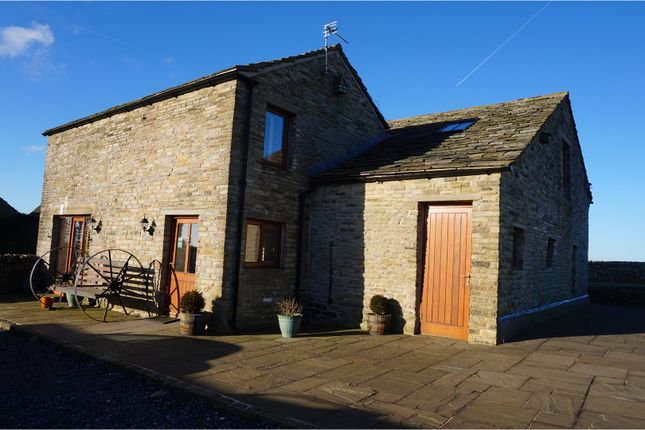 Thumbnail Barn conversion for sale in Erwin Lane, Rainow Macclesfield