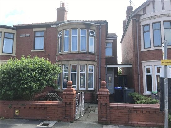 Front of Warbreck Drive, Blackpool FY2