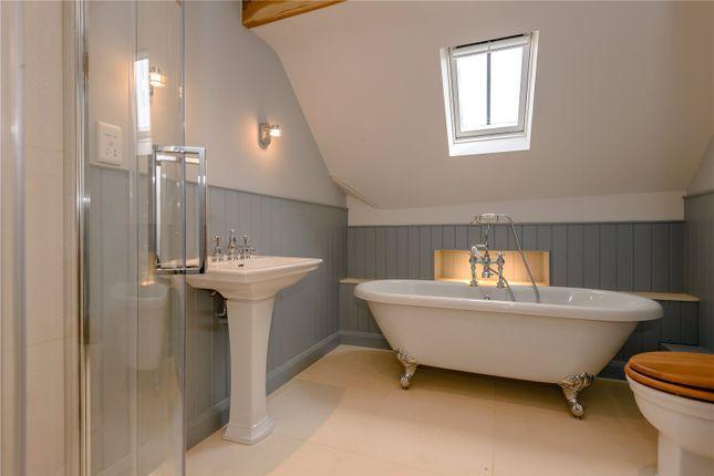 Bathroom of Holywell Road, Clipsham, Oakham, Rutland LE15
