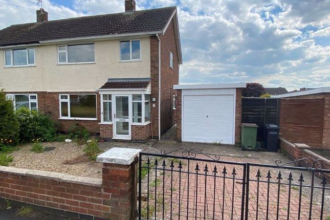 Thumbnail Semi-detached house to rent in Gloucester Crescent, Wigston