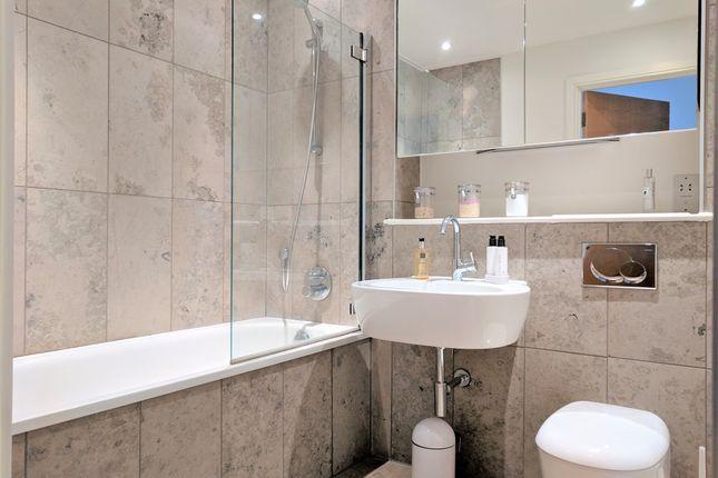 Bathroom of Watermark, Ferry Road, Cardiff CF11