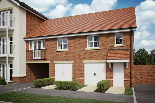 Thumbnail Flat for sale in Hurst Avenue, Blackwater, Camberley
