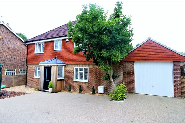 Thumbnail Detached house for sale in Scaynes Hill Road, Lindfield, Haywards Heath, West Sussex.