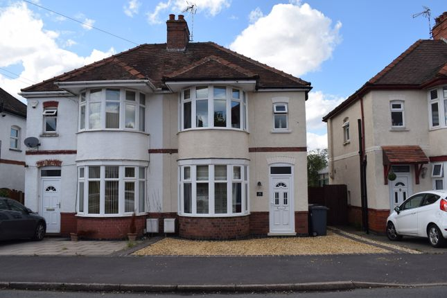 Thumbnail Semi-detached house to rent in Carisbrook Road, Nuneaton