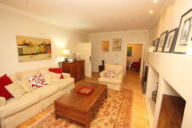 Thumbnail Flat to rent in Manor Place, Edinburgh