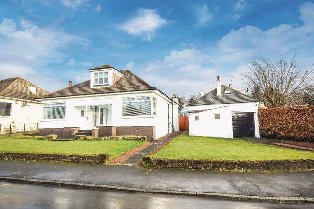 Thumbnail Detached bungalow for sale in Parklee Drive, Carmunnock, Clarkston, Glasgow