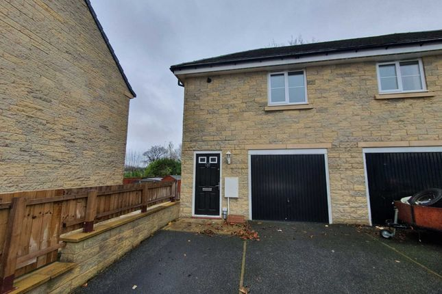 Thumbnail Flat to rent in The Oval, Dewsbury