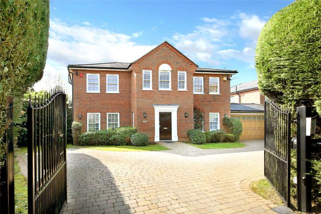 Thumbnail Detached house for sale in Wood End Close, Farnham Common, Slough