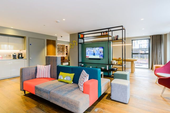 Thumbnail Flat to rent in Exhibition Way, Wembley