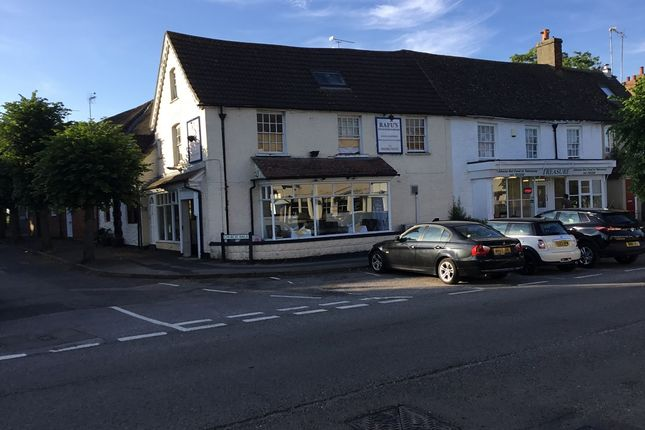 Thumbnail Restaurant/cafe to let in High Street, Shrivenham