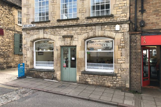 Thumbnail Retail premises to let in Red Lion Street, Stamford