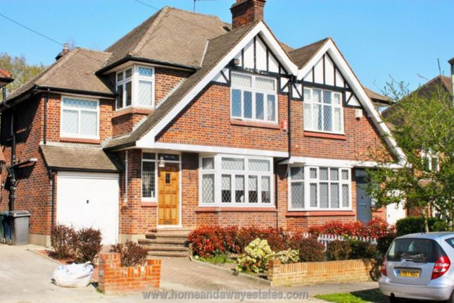 Thumbnail Terraced house for sale in Evelyn Road, Cockfosters