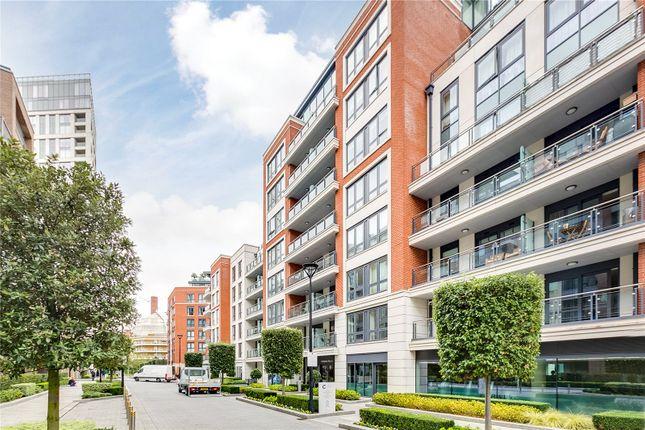Exterior of Chelsea Creek, 5 Park Street, London SW6