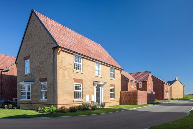 """Thumbnail Detached house for sale in """"Cornell"""" at Trowbridge Road, Westbury"""