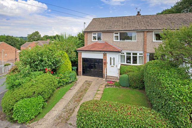 3 bed semi-detached house for sale in Victoria Avenue, Ilkley LS29