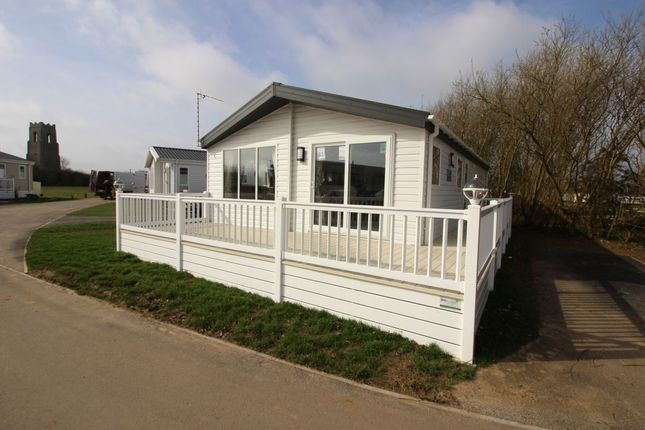 Thumbnail Bungalow for sale in Willerby Cadence Coast Road, Corton, Lowestoft