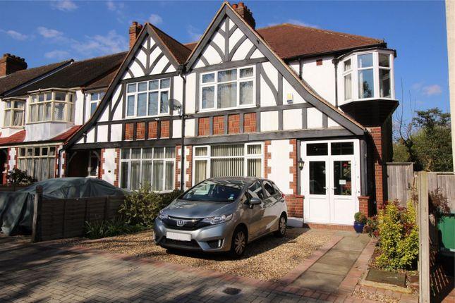 Thumbnail End terrace house for sale in Garden Road, Penge, London