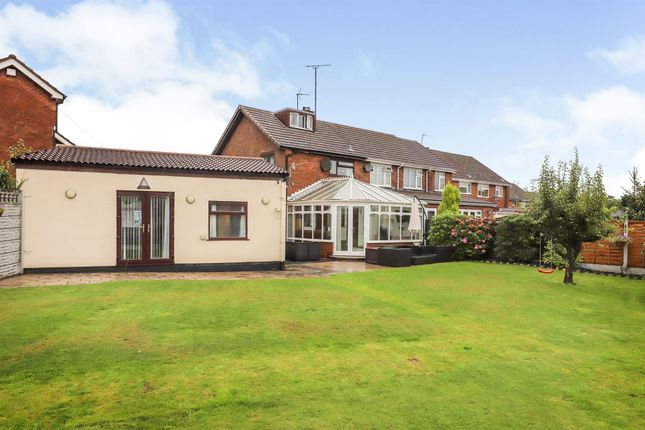 Thumbnail Semi-detached house for sale in Hopton Crescent, Lyndale Park Wednesfield, Wolverhampton