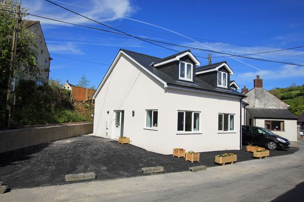 Thumbnail Semi-detached house for sale in Adjoining Maesyrewig, Felingwm Uchaf, Carmarthen, Carmarthenshire