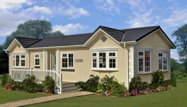 Thumbnail Mobile/park home for sale in The Old Rectory Mews Park, St Columb Major, Cornwall