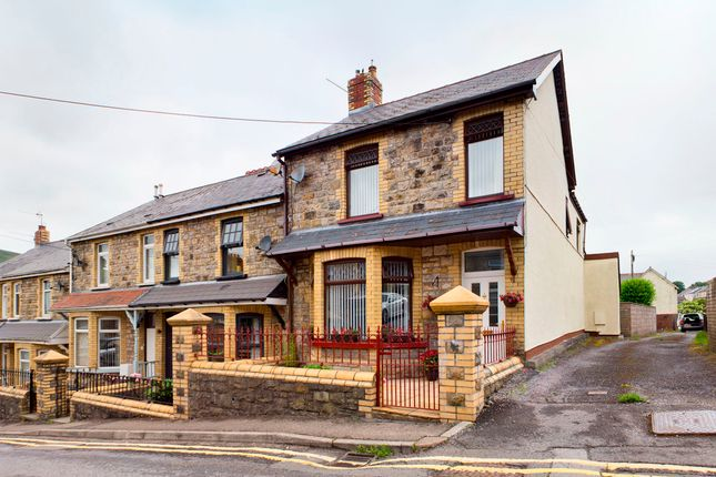 Thumbnail End terrace house for sale in Greenfield Place, Blaenavon, Pontypool