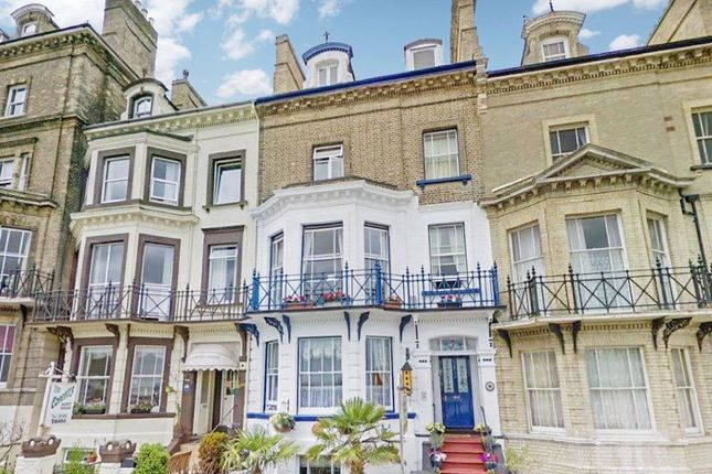 Thumbnail Terraced house for sale in Kirkley Cliff, South Lowestoft, Guest House With Sea Views