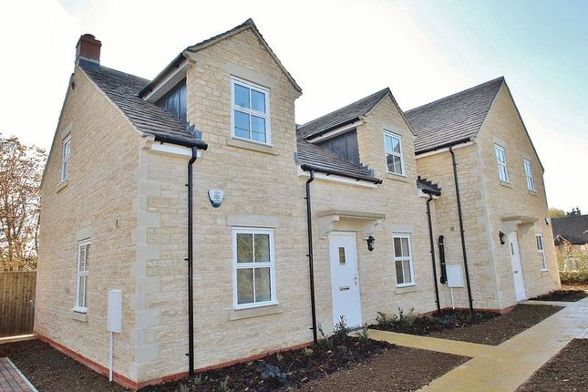 Thumbnail Semi-detached house for sale in Fulbrook, Nr Burford, Carpenters Place