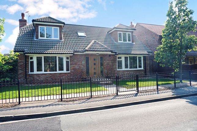 Thumbnail Detached house for sale in St. Peters Walk, Wawne, Hull