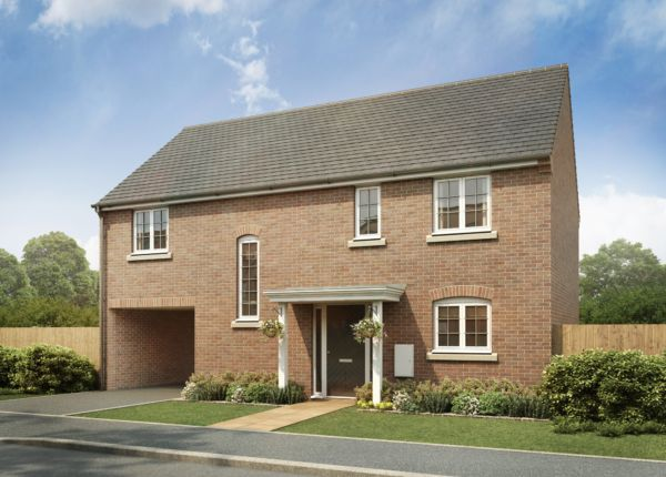 Thumbnail Property for sale in Coventry Road, Sutton In The Elms, Broughton Astley, Leicester