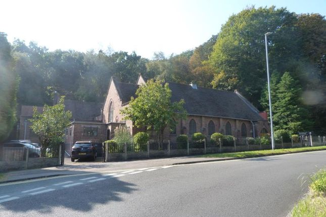 Thumbnail Land for sale in Kidsgrove Pentecostal Church, The Avenue, Kidsgrove