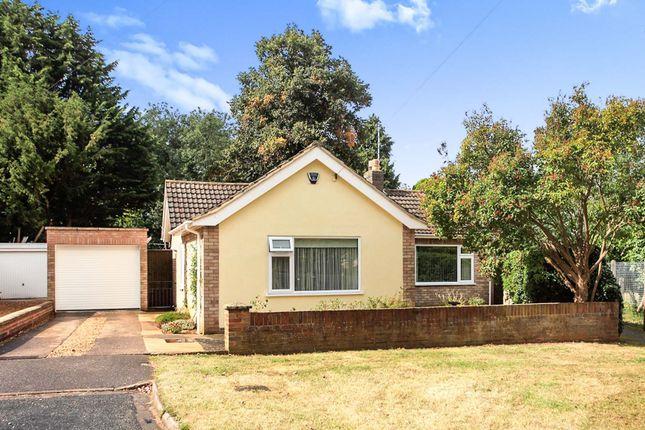 Thumbnail Detached bungalow for sale in Bartram Gate, Peterborough