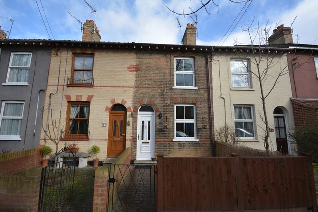 Thumbnail Terraced house to rent in Sycamore Avenue, Lowestoft
