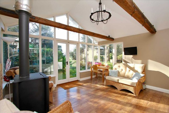 Family Room / Conservatory