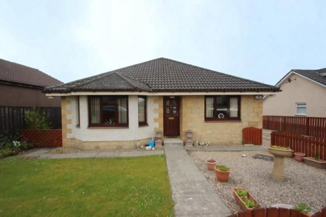 Thumbnail Bungalow for sale in Gowan Brae, Caldercruix, Airdrie, North Lanarkshire