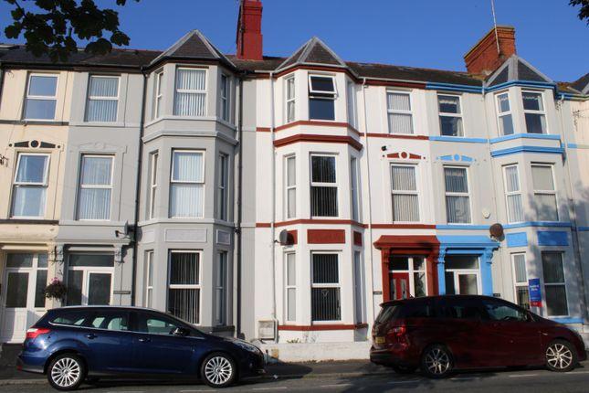 Thumbnail Terraced house for sale in Embankment Road, Pwllheli, Gwynedd