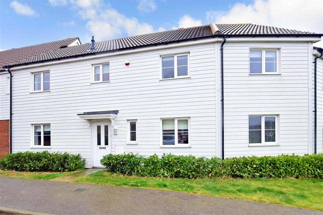 Thumbnail Terraced house for sale in Baryntyne Crescent, Hoo, Rochester, Kent